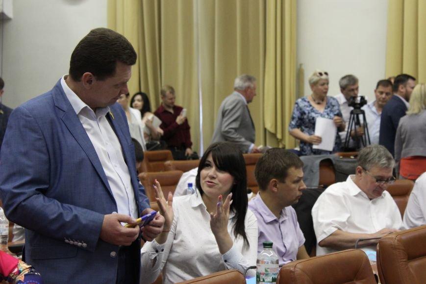 Сессия Запорожского горсовета в 45 фотографиях, фото-2