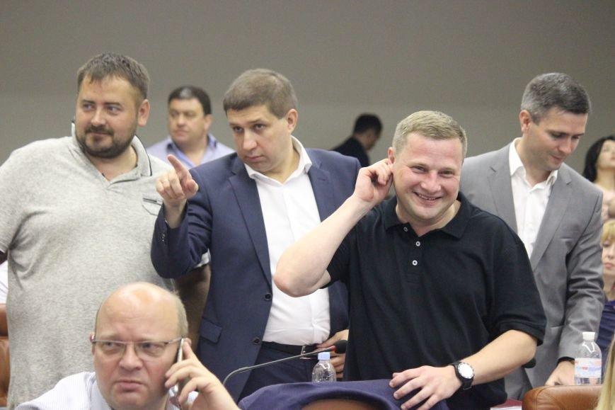 Сессия Запорожского горсовета в 45 фотографиях, фото-14