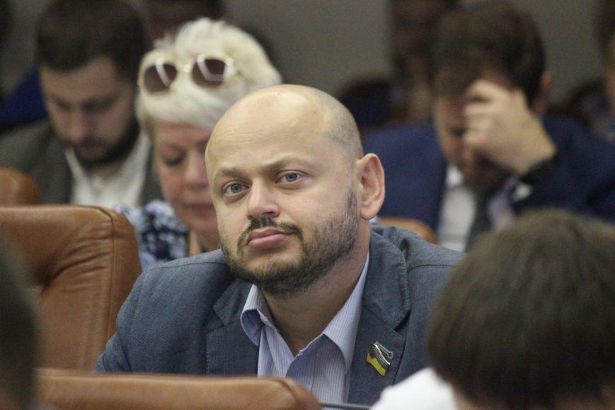 Сессия Запорожского горсовета в 45 фотографиях, фото-31