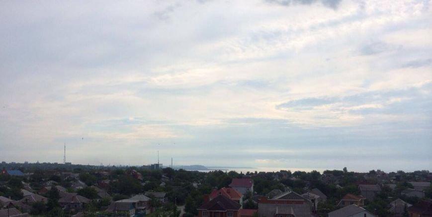 Приехал Гройсман. Над Мариуполем сегодня чистое небо (ФОТО), фото-1