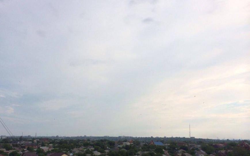 Приехал Гройсман. Над Мариуполем сегодня чистое небо (ФОТО), фото-2
