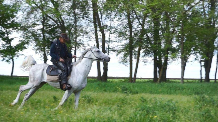 #ХочувРостов: Артем Козлов впервые сел на лошадь, фото-10