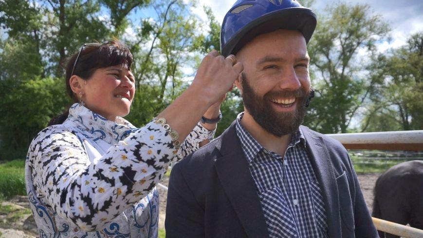 #ХочувРостов: Артем Козлов впервые сел на лошадь, фото-4
