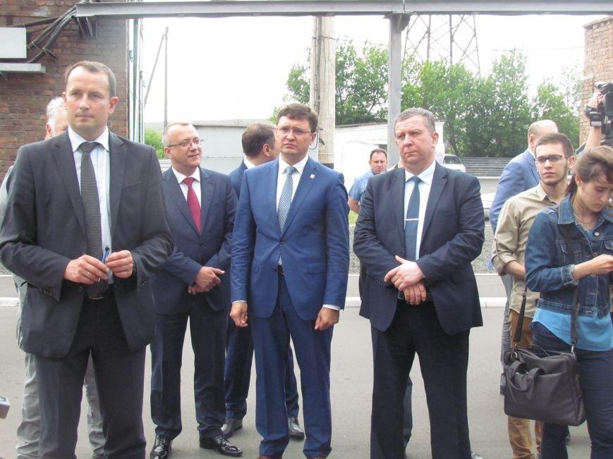 Владимир Гройсман анонсировал повышение зарплаты металлургам и пообещал хорошие пенсии (ФОТО, ВИДЕО), фото-4