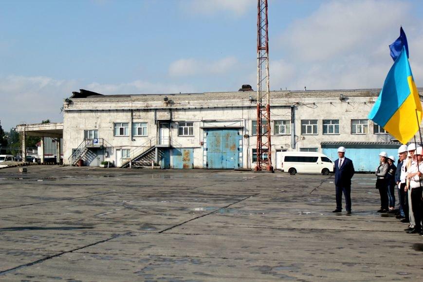 Премьер-министр заложил камень в погрузочный терминал в Мариупольском порту (ФОТО), фото-4