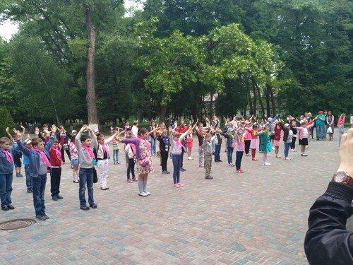 В Авдеевке  открылось  шесть  пришкольных лагерей (ФОТО), фото-6