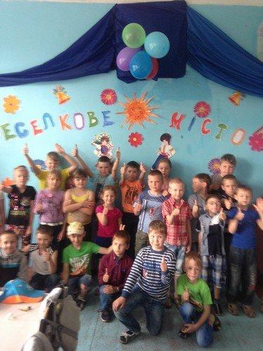 В Авдеевке  открылось  шесть  пришкольных лагерей (ФОТО), фото-4