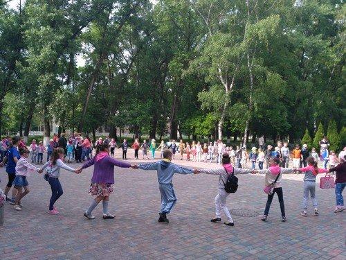 В Авдеевке  открылось  шесть  пришкольных лагерей (ФОТО), фото-5