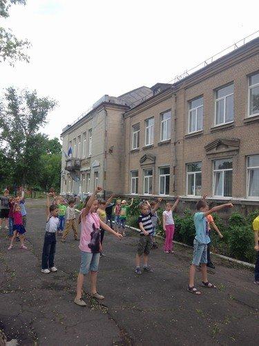 В Авдеевке  открылось  шесть  пришкольных лагерей (ФОТО), фото-3