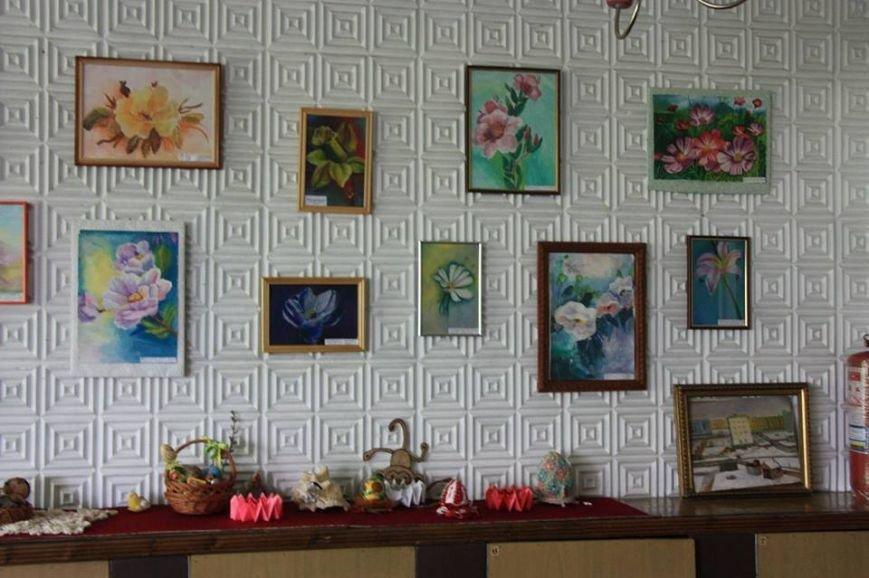 В Авдеевке открылась выставка художников детского клуба «Орленок» (ФОТО), фото-1