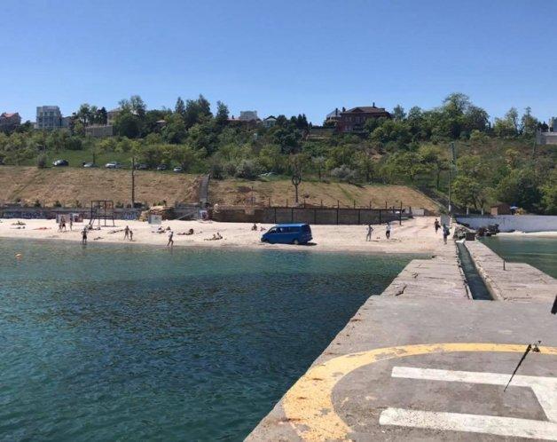 Одессит жестко опозорился на пляже (ФОТО), фото-2