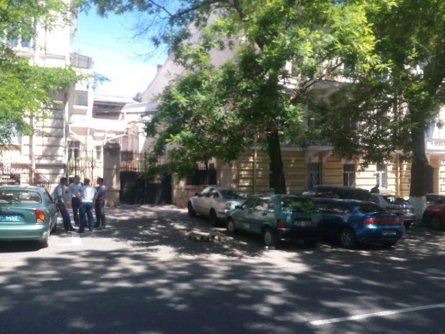Записки одесского мизантропа: Почему полиция? (ФОТО), фото-1