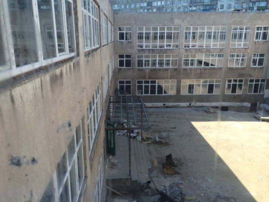 Капитальный ремонт ОШ №66 в Мариуполе подорожает на 6-8 млн грн, - Бойченко (ФОТОРЕПОРТАЖ, ВИДЕО), фото-6