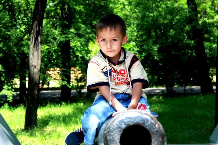 Мариупольские дети (ФОТО), фото-16