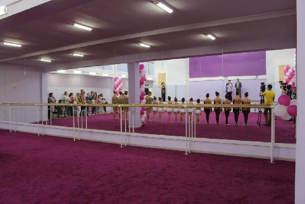 В Запорожье после реконструкции открыли гимнастический зал для школьников, – ФОТО, фото-1