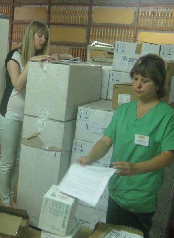 Известная певица передала оборудование для запорожской детской больницы, - ФОТО, фото-1