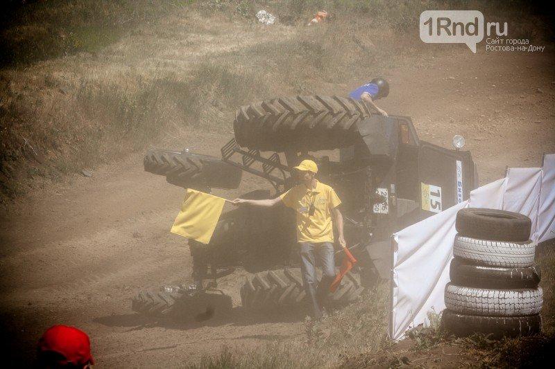 «Бизон-Трек-Шоу 2017»: лучшие моменты единственных в России гонок на тракторах, фото-10