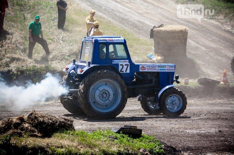 «Бизон-Трек-Шоу 2017»: лучшие моменты единственных в России гонок на тракторах, фото-7
