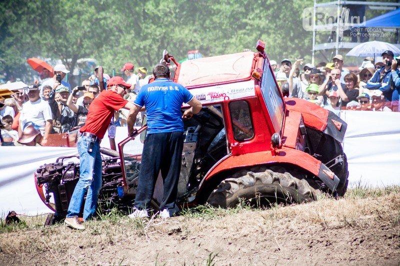«Бизон-Трек-Шоу 2017»: лучшие моменты единственных в России гонок на тракторах, фото-3