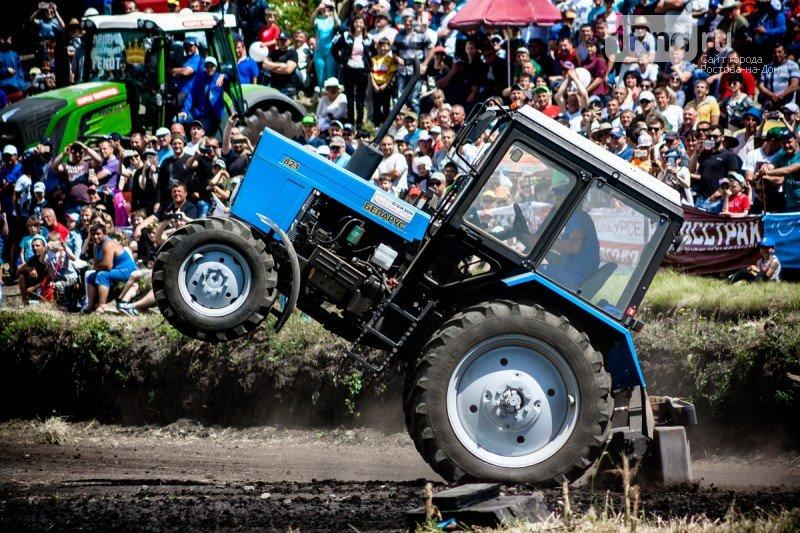 «Бизон-Трек-Шоу 2017»: лучшие моменты единственных в России гонок на тракторах, фото-12