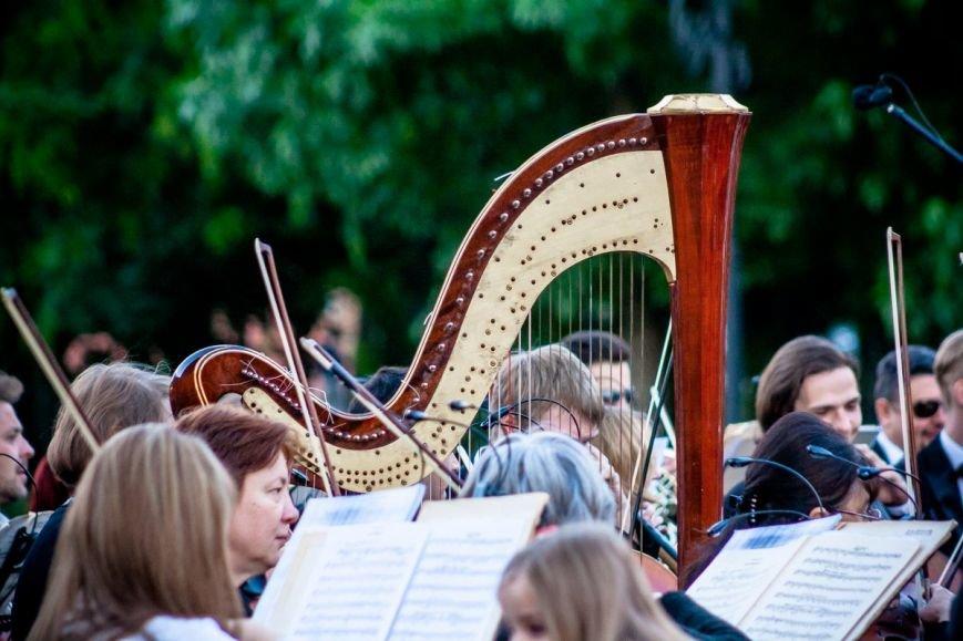 В Ростове прошел концерт на свежем воздухе в рамках проекта «Слушай только живое», фото-6