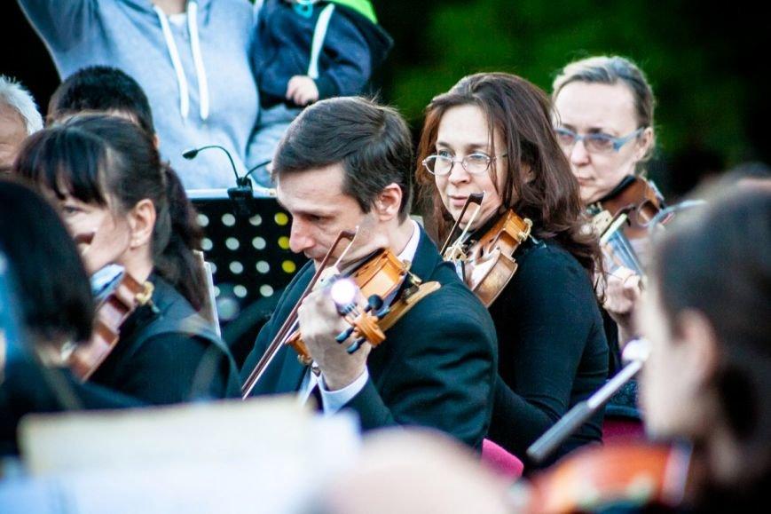 В Ростове прошел концерт на свежем воздухе в рамках проекта «Слушай только живое», фото-4