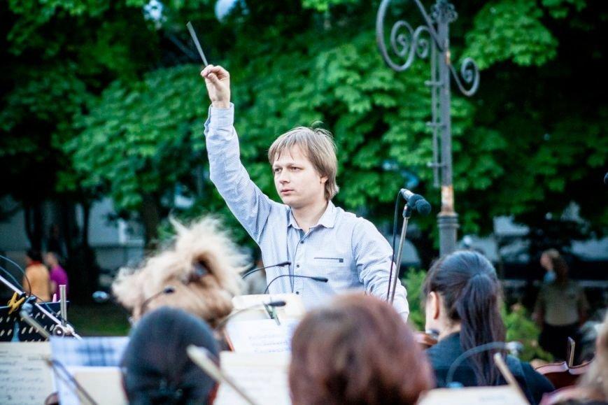 В Ростове прошел концерт на свежем воздухе в рамках проекта «Слушай только живое», фото-5