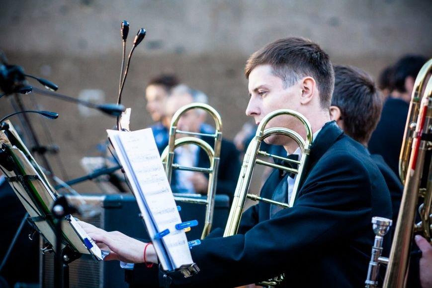 В Ростове прошел концерт на свежем воздухе в рамках проекта «Слушай только живое», фото-3