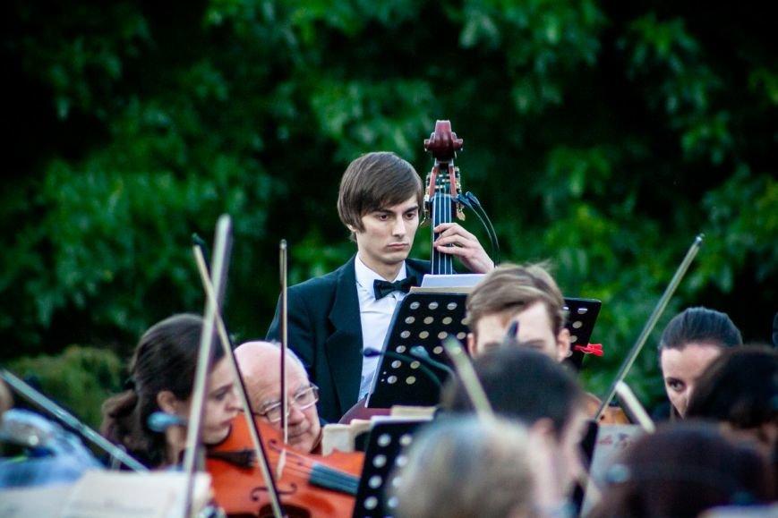 В Ростове прошел концерт на свежем воздухе в рамках проекта «Слушай только живое», фото-9