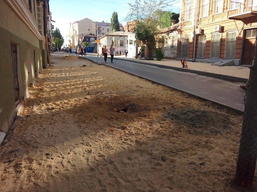 Серыми будут новые пешеходные зоны в центре Ростова, фото-3