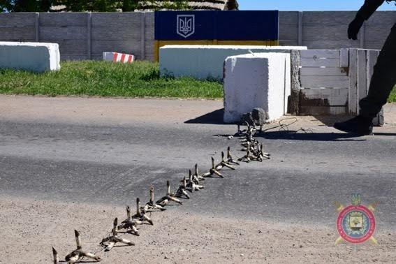 В Мариуполе полиция и Нацгвардия остановили прорыв диверсантов через блокпост (ФОТО), фото-3