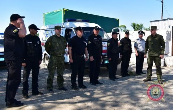 В Мариуполе полиция и Нацгвардия остановили прорыв диверсантов через блокпост (ФОТО), фото-9