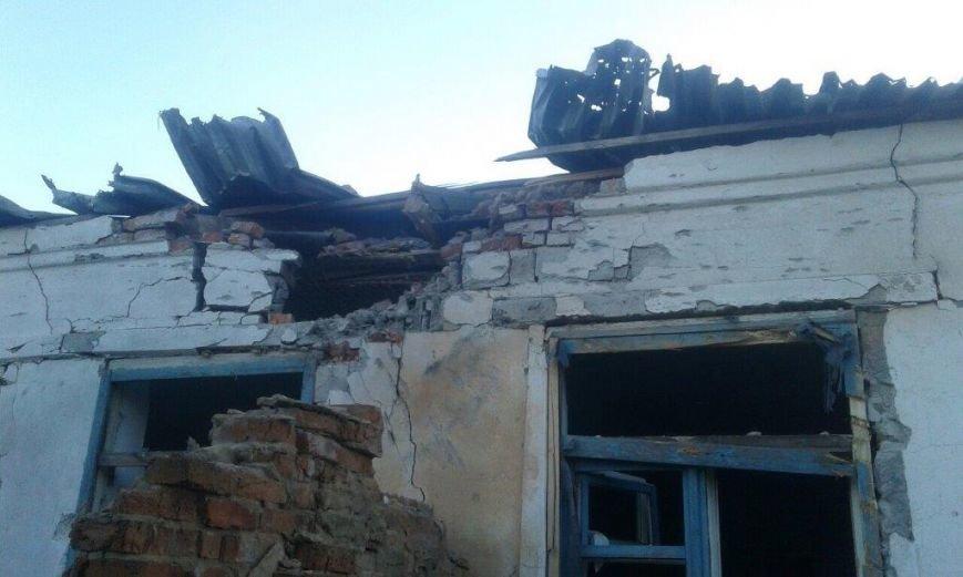 В Павлополе после обстрела нет водоснабжения, повреждены провода (ФОТО), фото-1