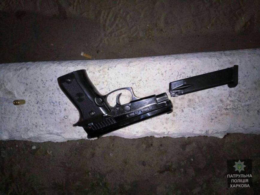 В Харькове произошла погоня со стрельбой. Полиция разбирается в конфликте (ФОТО), фото-3