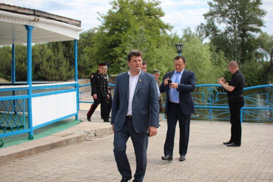 Как в Запорожье Авакова встречали, - ФОТО, ВИДЕО, фото-24