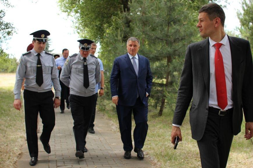 Как в Запорожье Авакова встречали, - ФОТО, ВИДЕО, фото-31