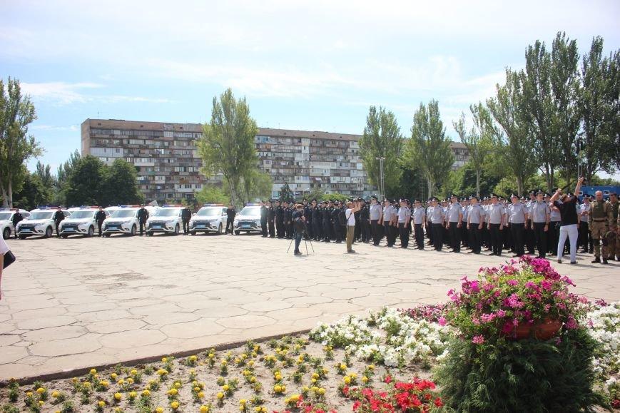 Как в Запорожье Авакова встречали, - ФОТО, ВИДЕО, фото-11