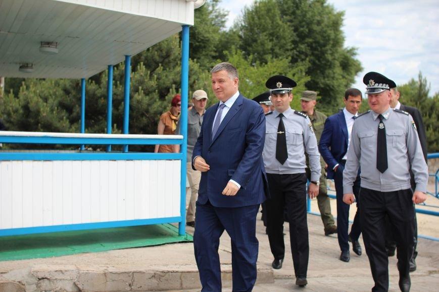 Как в Запорожье Авакова встречали, - ФОТО, ВИДЕО, фото-25
