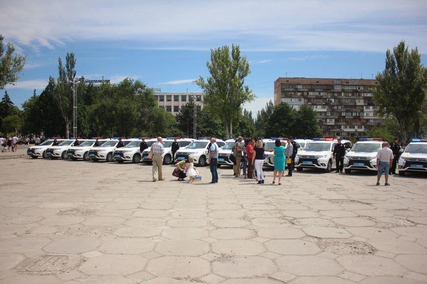 Как в Запорожье Авакова встречали, - ФОТО, ВИДЕО, фото-22