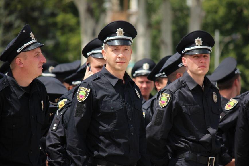 Как в Запорожье Авакова встречали, - ФОТО, ВИДЕО, фото-6