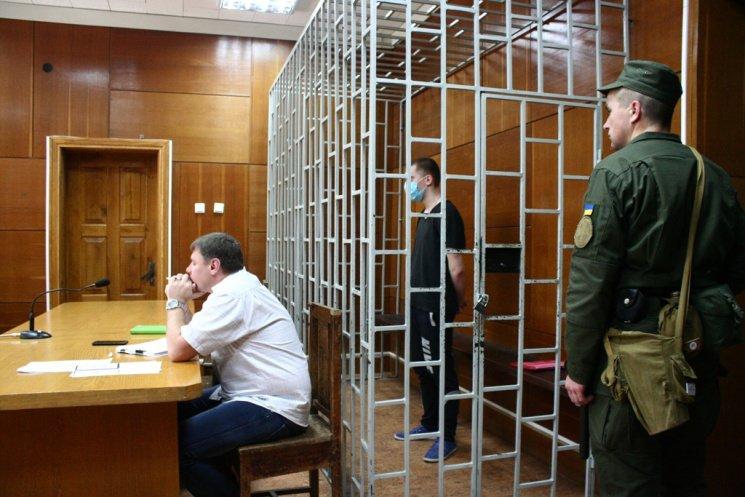 В Запорожье начали судить боевика «ДНР», который приехал на лечение, - ФОТОРЕПОРТАЖ, фото-3