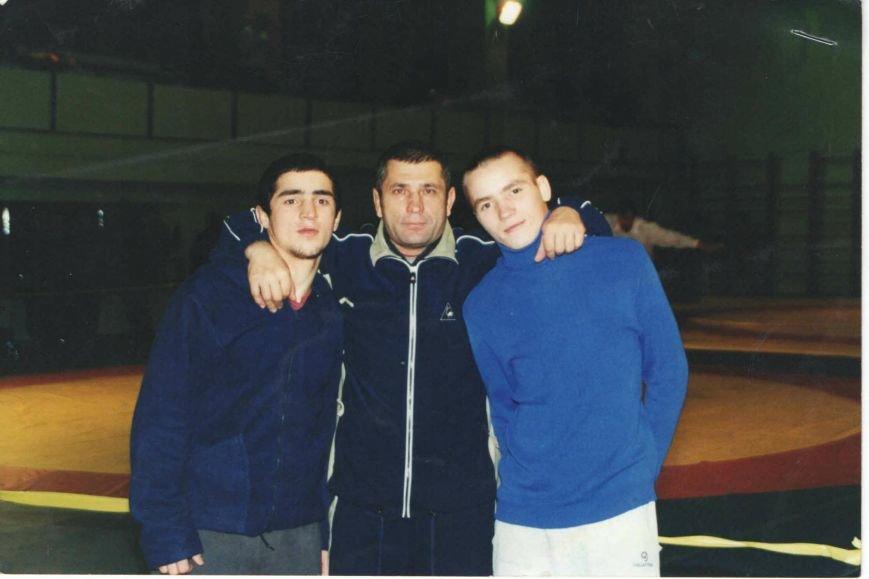 Елефтер Лазерьевич и Георгий 2