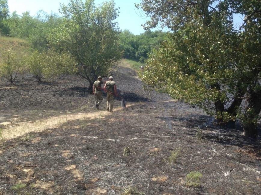 На Хортице попытались поджечь «Запорожскую Сечь»: пожар остановили, – ФОТО, фото-2