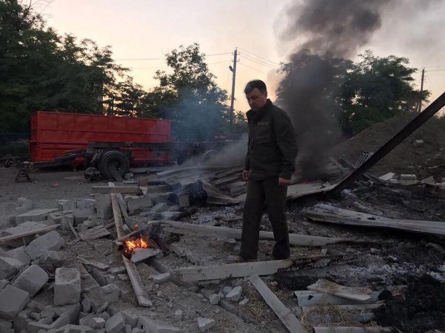 Боевики обстреливают Сартану. Жители прячутся в подвалах (ДОПОЛНЕНО+ФОТО), фото-5