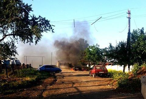 Боевики обстреливают Сартану. Жители прячутся в подвалах (ДОПОЛНЕНО+ФОТО), фото-9