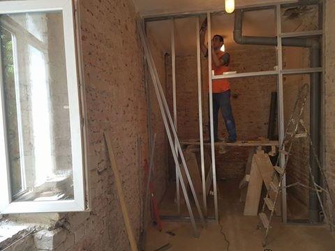 В «Колокольчике» кипят ремонтные работы (ФОТОФАКТ), фото-1