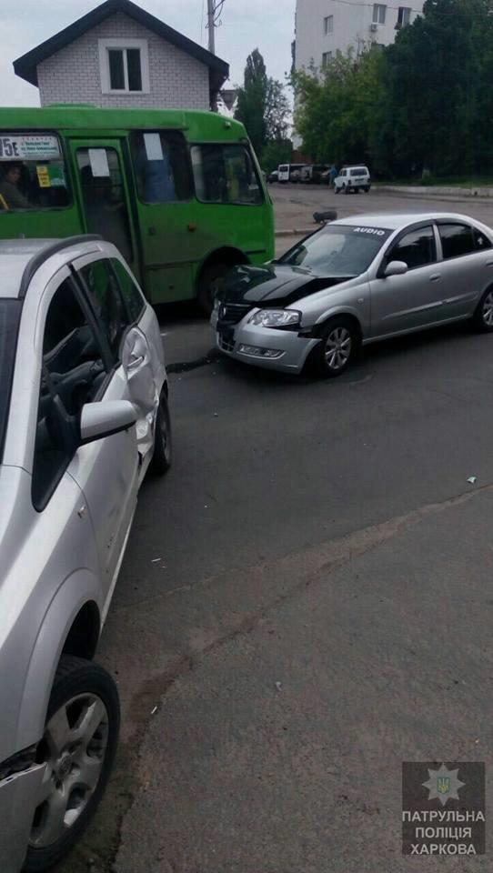 В Октябрьском районе ДТП с переворотом: двое пострадавших (ФОТО), фото-3