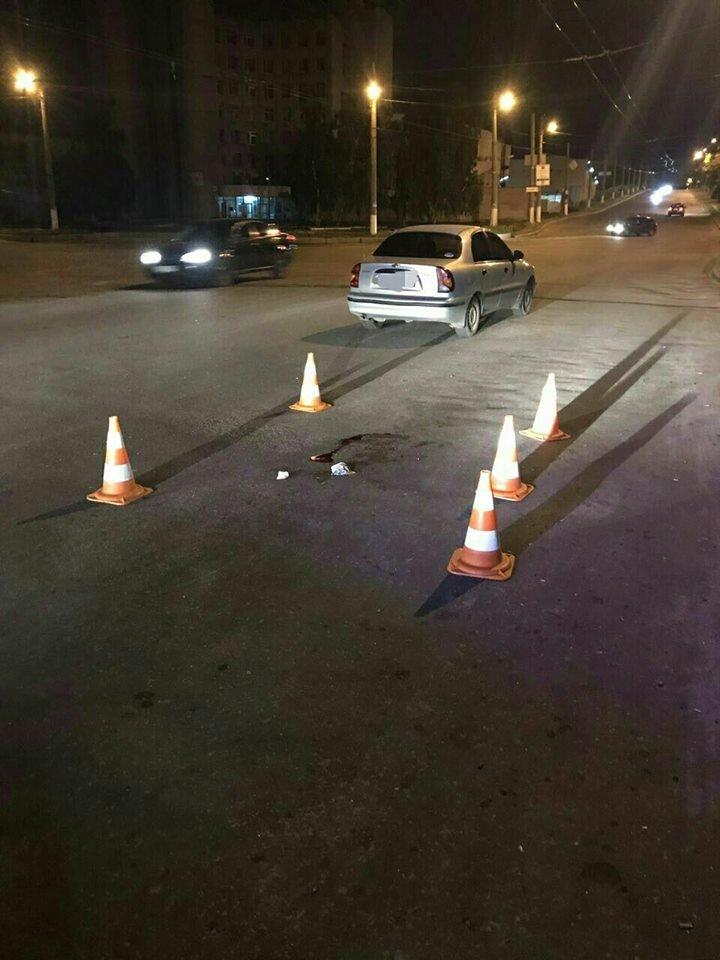 В Харькове водитель сбил пешехода, который перебегал дорогу (ФОТО), фото-1