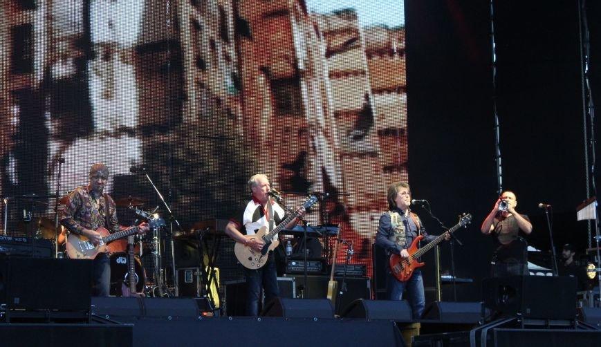 """""""Машина времени"""" выступила в Запорожье: как это было, - ФОТО, ВИДЕО, фото-6"""