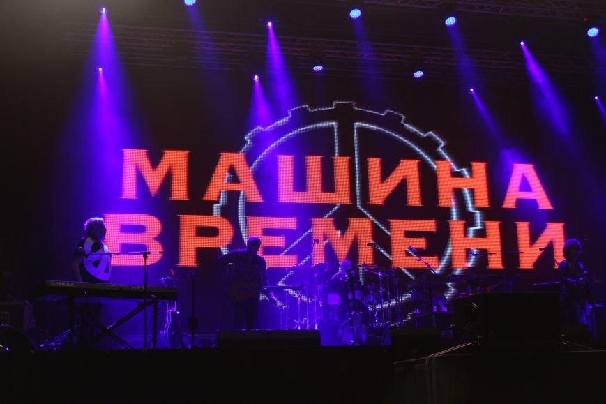 """""""Машина времени"""" выступила в Запорожье: как это было, - ФОТО, ВИДЕО, фото-30"""
